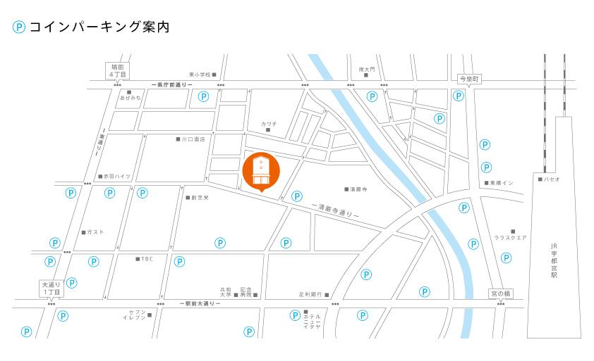 HOTTAN 近隣マップ